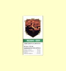Reishi-GSH - Golden & Green - 60 càpsules
