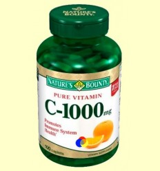 OFERTA-40% - Vitamina C 1000 mg - Nature 's Bounty - 100 comprimits
