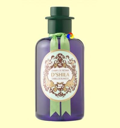 Xampú d'Ginesta - Cabells Blancs - D'Shila - 300 ml