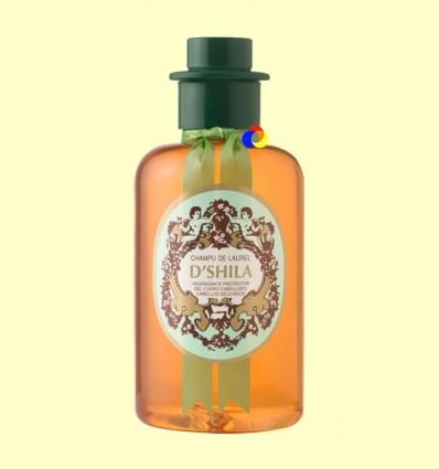 Xampú de Llorer - Cabells delicats - D'Shila - 300 ml