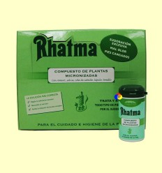 Micronitzat de plantes - Rhatma - 15 grams