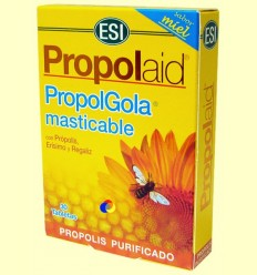 PropolGola Masticable gust Mel - Laboratoris ESI - 30 tabletes