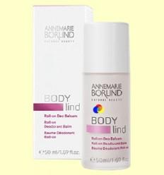 Body Lind Desodorant Roll-on - Anne Marie Börlind - 50 ml
