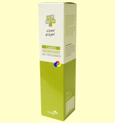 Xampú Regenerador amb Tepezcohuite - Nutrinat - 250 ml
