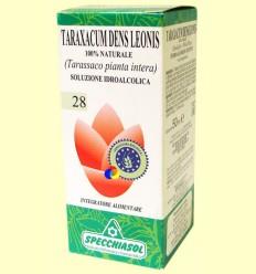 Dent de Lleó solució hidroalcohòlica - Specchiasol - 50 ml