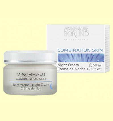 Combination Skin Crema de Nit - Anne Marie Börlind - 50 ml