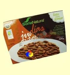 Mongetes Vermelles Estofades Ecològiques - Soria Natural - 300 grams ******