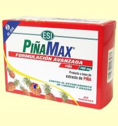 Pinya Max - Líquids i Greixos - Laboratoris ESI - 60 tabletes