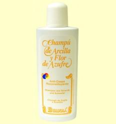 Xampú d'Argila i Flor de Sofre - Anticaspa - Bellsolà - 250 ml