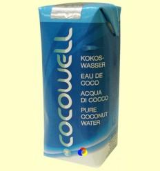 Cocowell - Aigua de Coco - 100% Natural - 330 ml