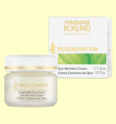 LL Regeneration Crema contorn d'ulls - Anne Marie Börlind - 30 ml