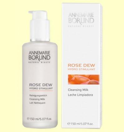 Rose Dew Llet Netejadora - Anne Marie Börlind - 150 ml *