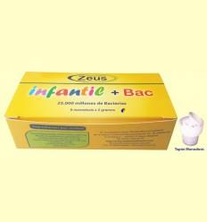 Defensa Infantil + Bac - Zeus Suplements - 8 monodosi