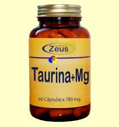 Taurina + Magnesi - Zeus Suplements - 60 càpsules