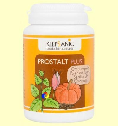 Prostalt Plus - Per la salut de la pròstata - Klepsanic - 60 càpsules