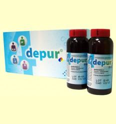 4 Depur - Depuratiu - Masterdiet - 15 vials monodosi