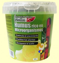 Humus ric en Microorganismes - Irisana - 600 grams