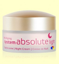 System Absolute Crema de Nit Light - Anne Marie Börlind - 50 ml
