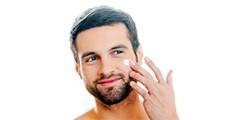 Cosmètica Facial Masculina